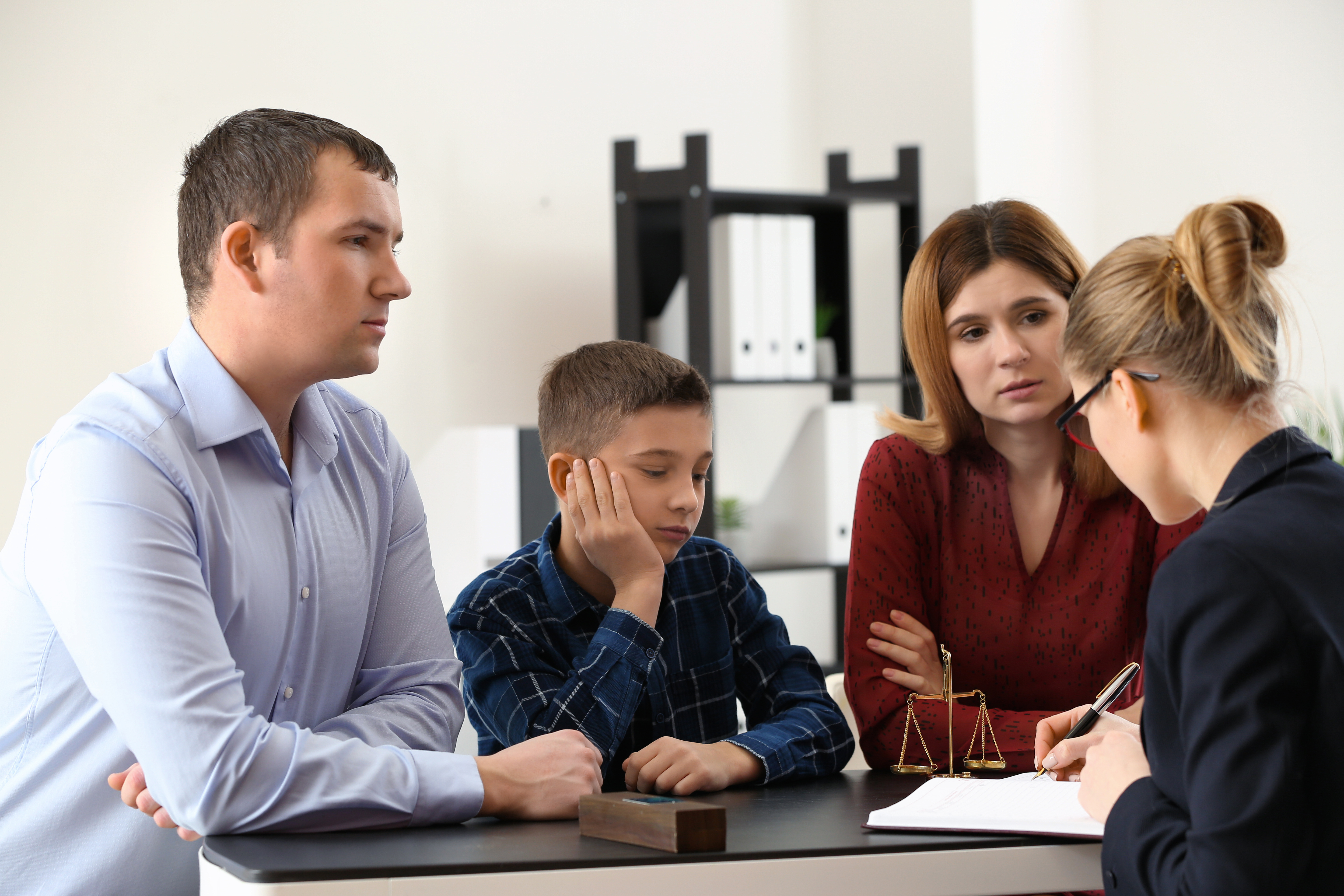 Phillippe: How To Choose A Family Law Attorney